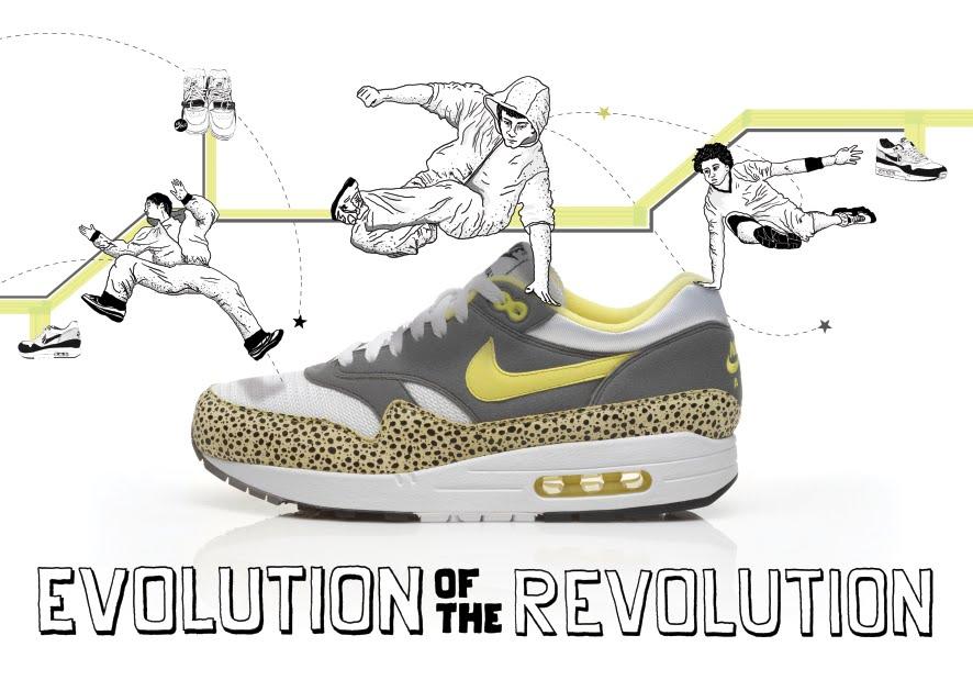 Nike Air Max 1 en Madrid | Rebeca Sáez blog
