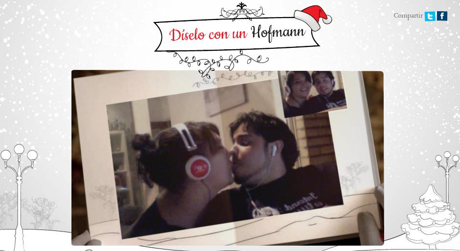 Díselo con un Hofmann - Ch y yo